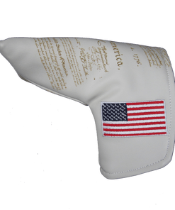 The Declaration Blade Putter Cover