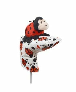 Putter Pal Lady Bug Headcover